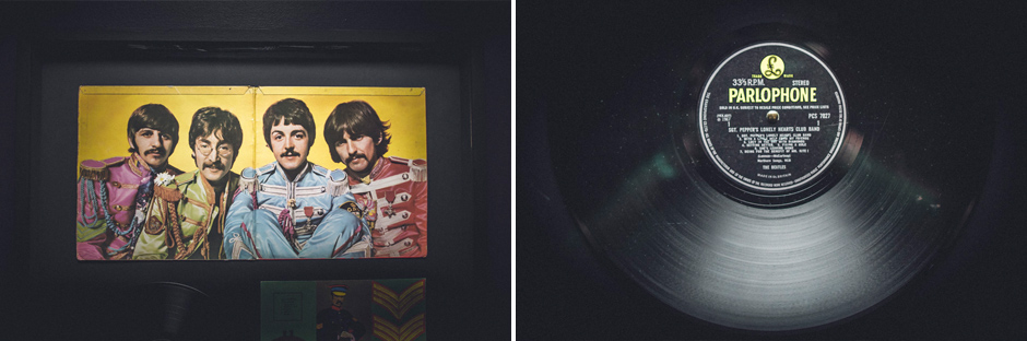 05 the beatles vinyl - les walas photography