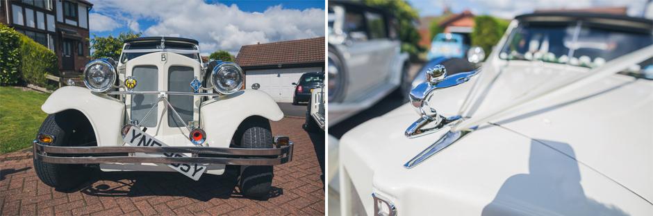 16 wedding car