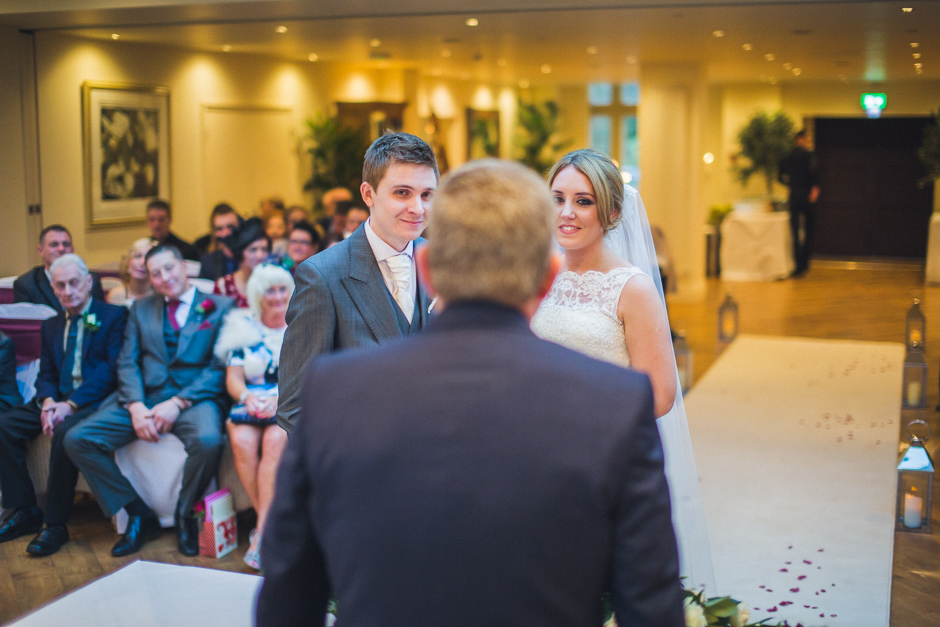 Grace & Ross - Mitton Hall wedding - Les Walas photography, Manchester wedding photographer