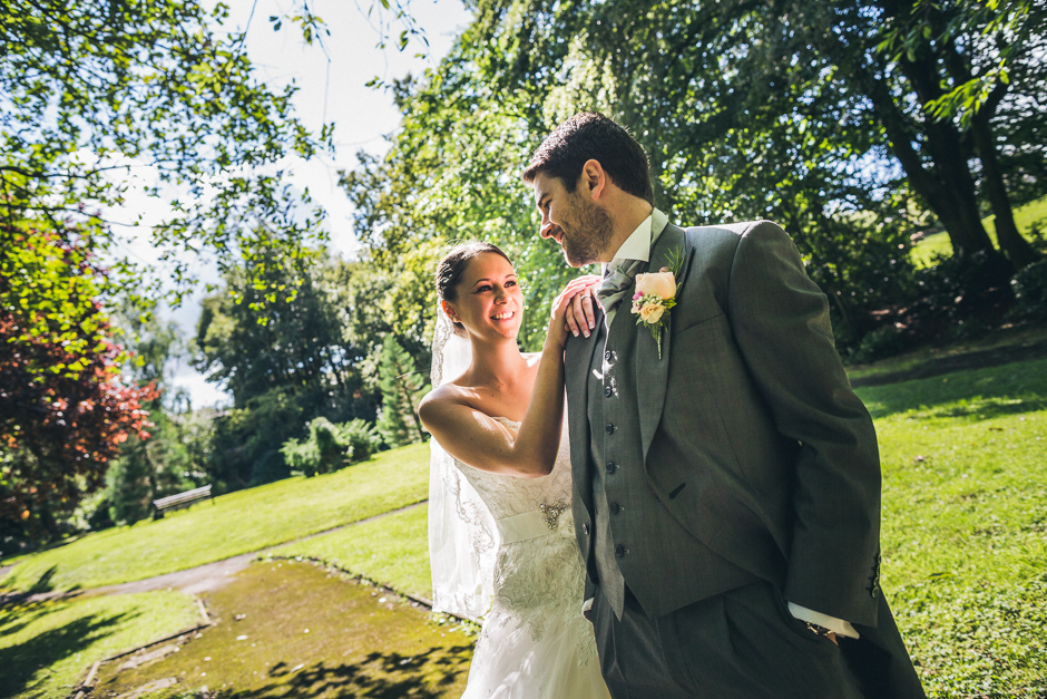 Nic & Nick - Red Hall, Bury wedding - Les Walas photography, Manchester wedding photographer