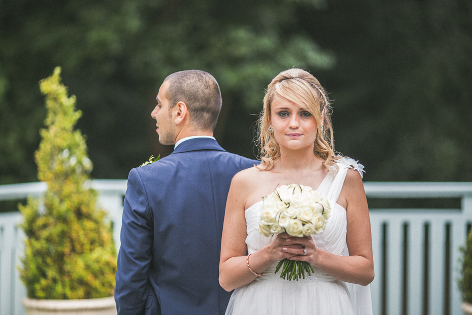 Liz & Wal - Whitley Hall, Sheffield wedding - Les Walas photography, Manchester wedding photographer