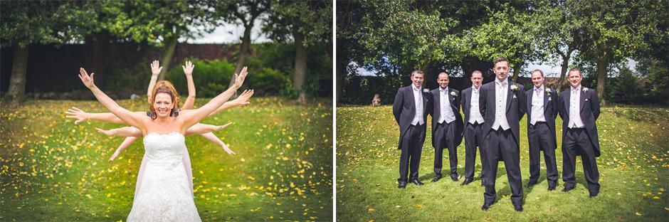 Lisa & Martyn - The Bolholt, Bury wedding - Les Walas photography, Manchester wedding photographer
