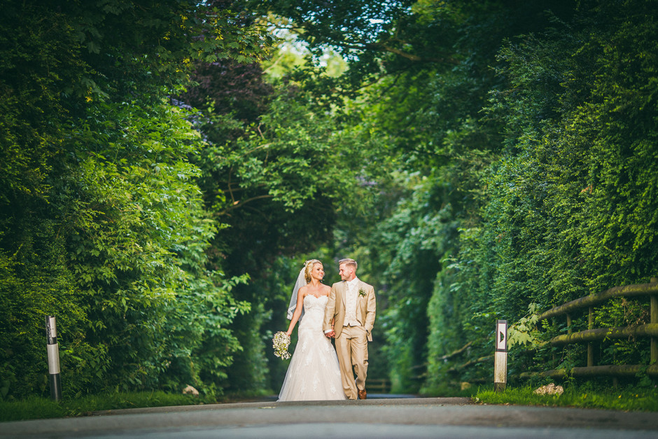 Rowton Castle wedding